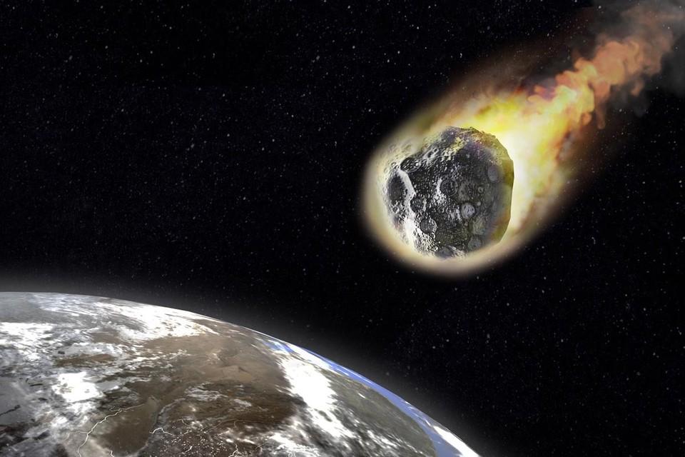 К Земле неслось очень много железа.