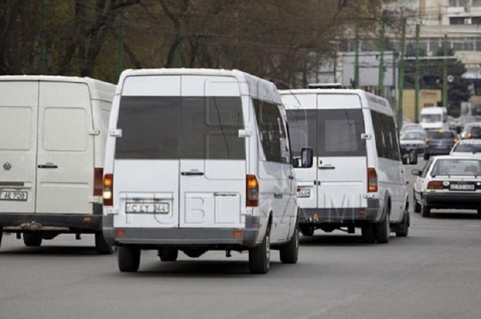 Кишинев может остаться без маршруток. Фото: publika.md