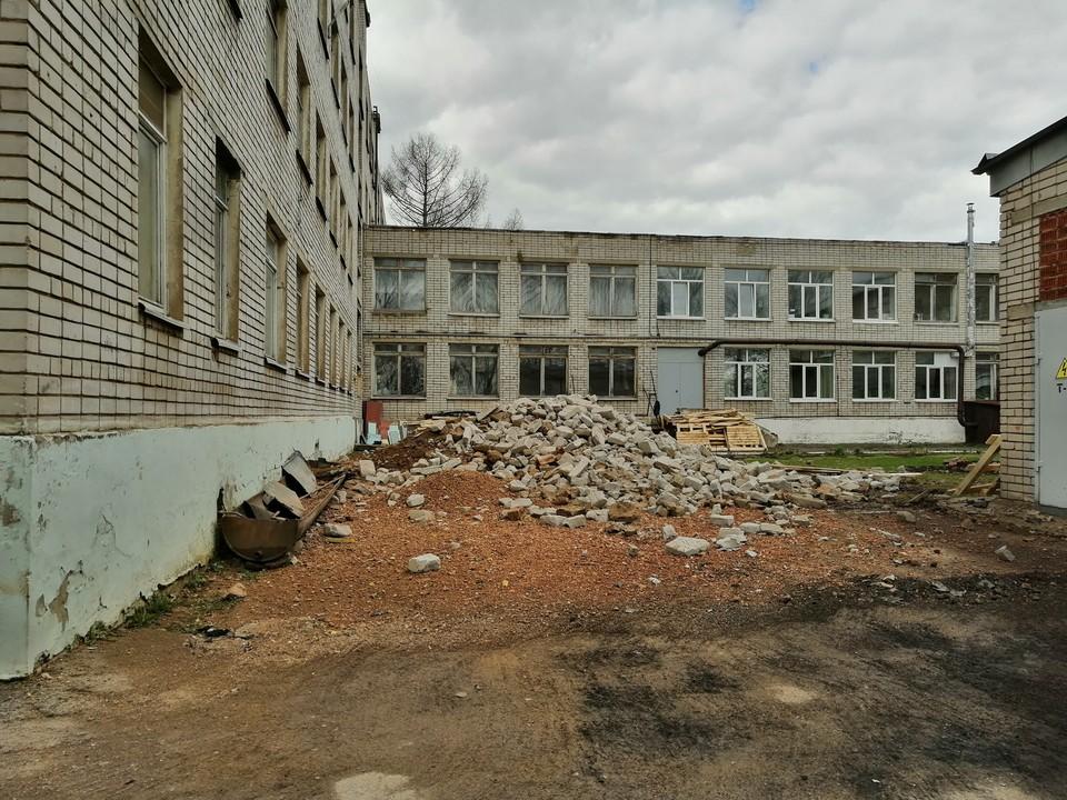 Власти Ижевска усилили технический надзор за ремонтом школ и детских садов