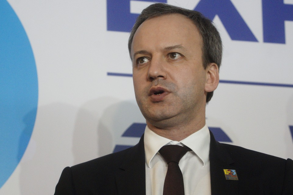 Глава фонда «Сколково» Аркадий Дворкович
