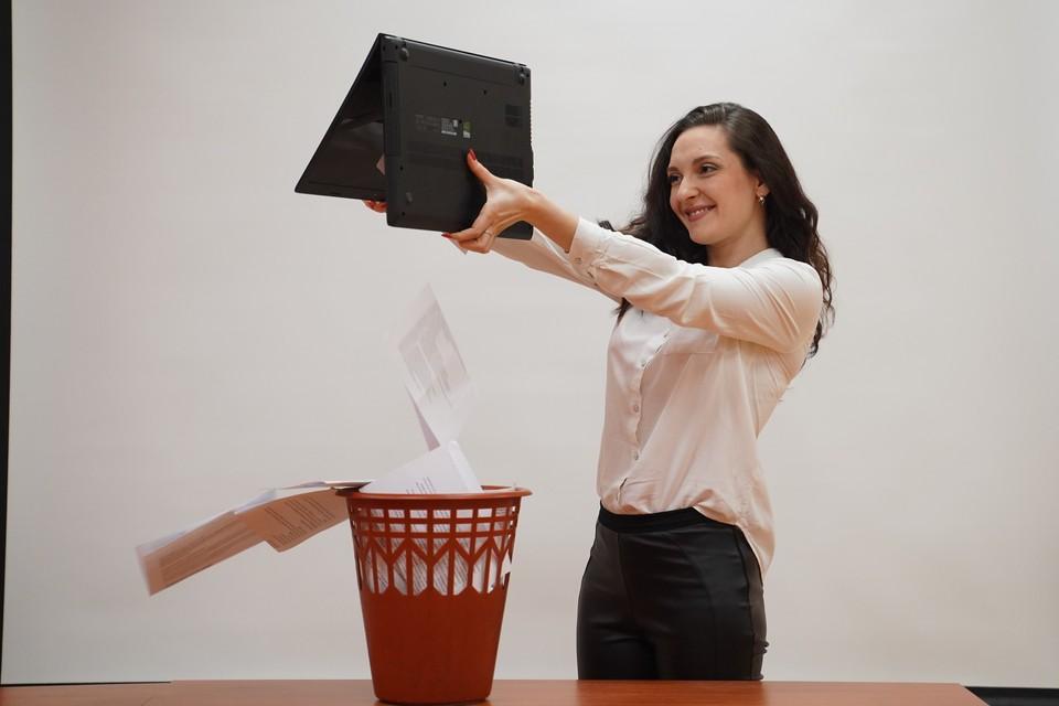 Как вынести мусор из своих устройств?