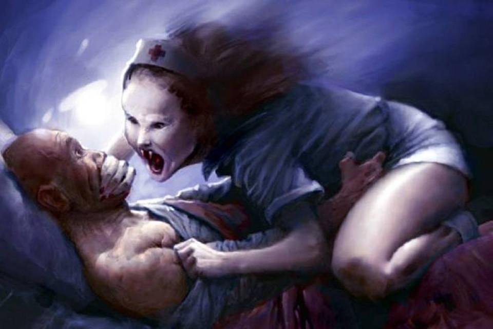 Некоторым самоизолировавшимся ужасные сновидения приходят каждую ночь.