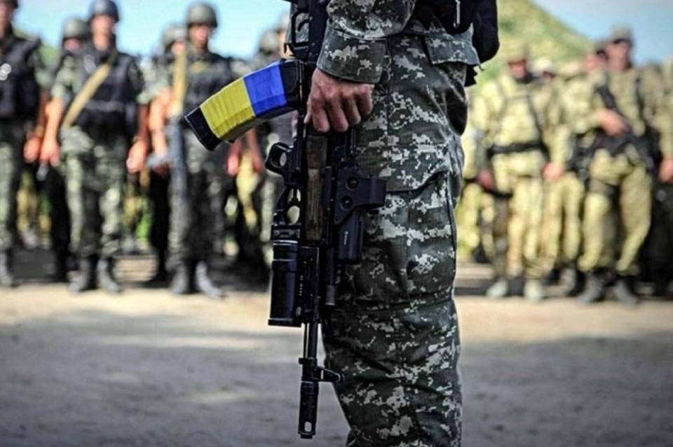 ВСУ застрелили своих же сослуживцев. Фото: amp.politeka.net
