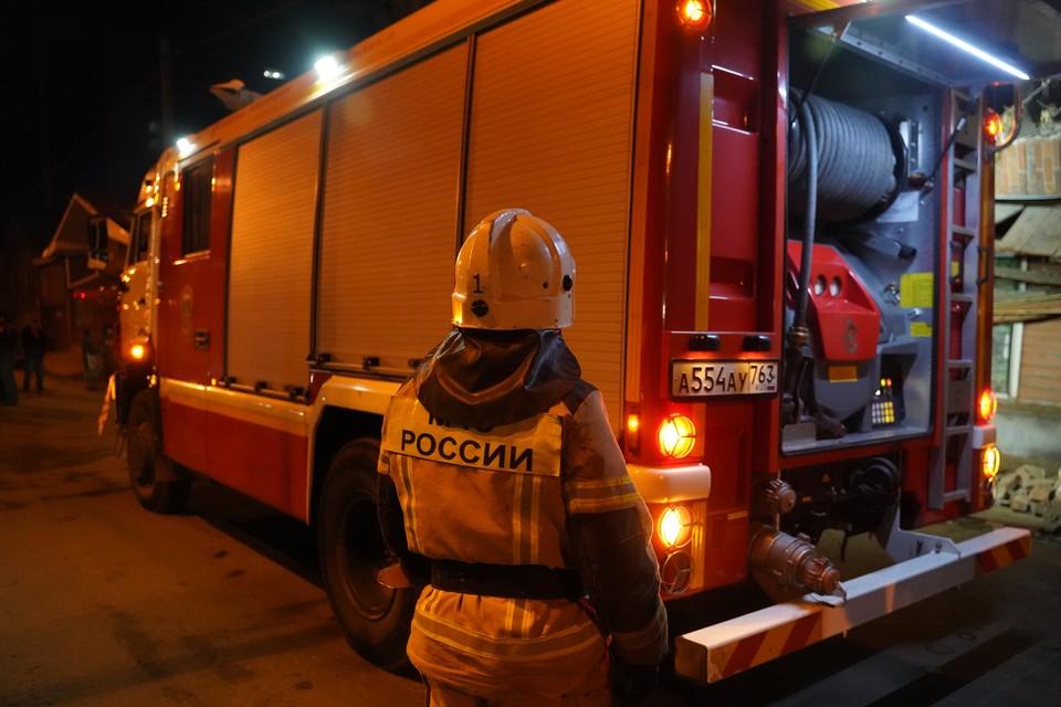 Один человек погиб из-за пожара в московской «коронавирусной» больнице