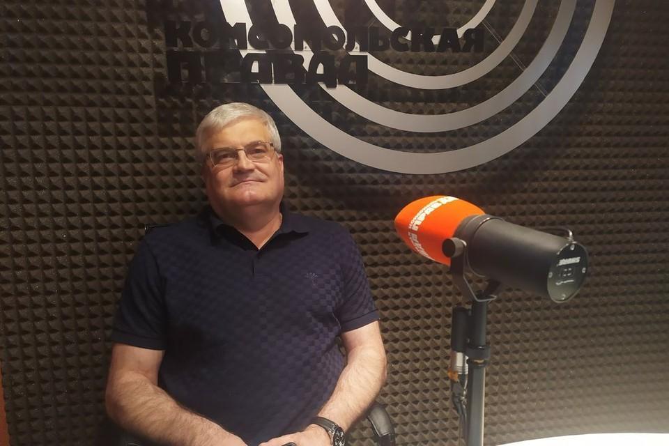 Вячеслав Илюхин высказал мнение о проблеме переписывания истории.