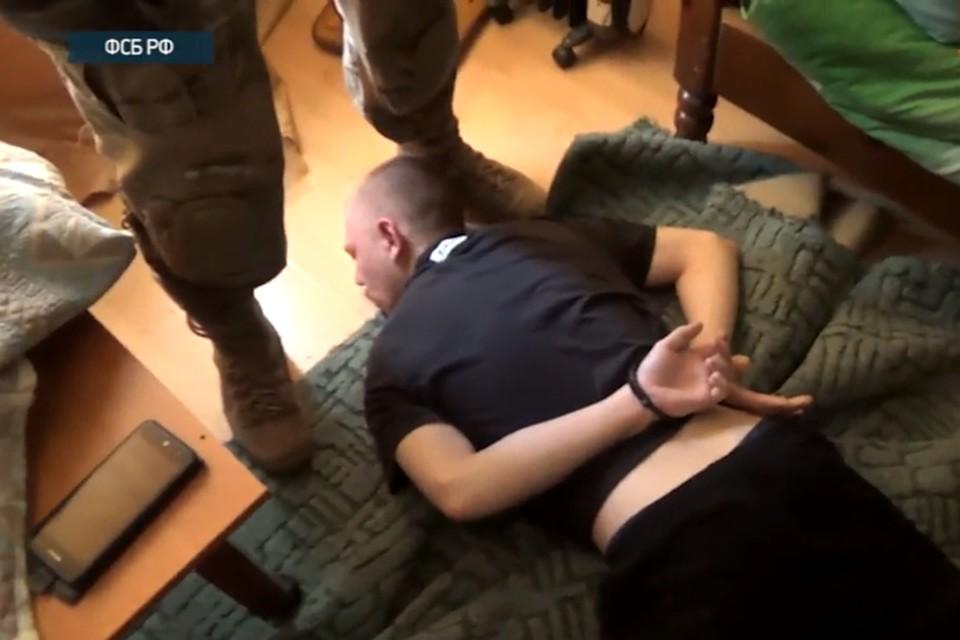 Тверской суд арестовал на два месяца жителя города Кимры, обвиняемого в подготовке теракта