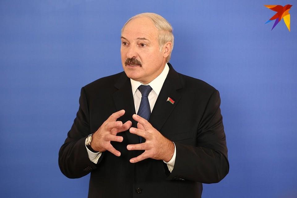 Лукашенко вновь высказался о коронавирусе и лечении пневмоний.