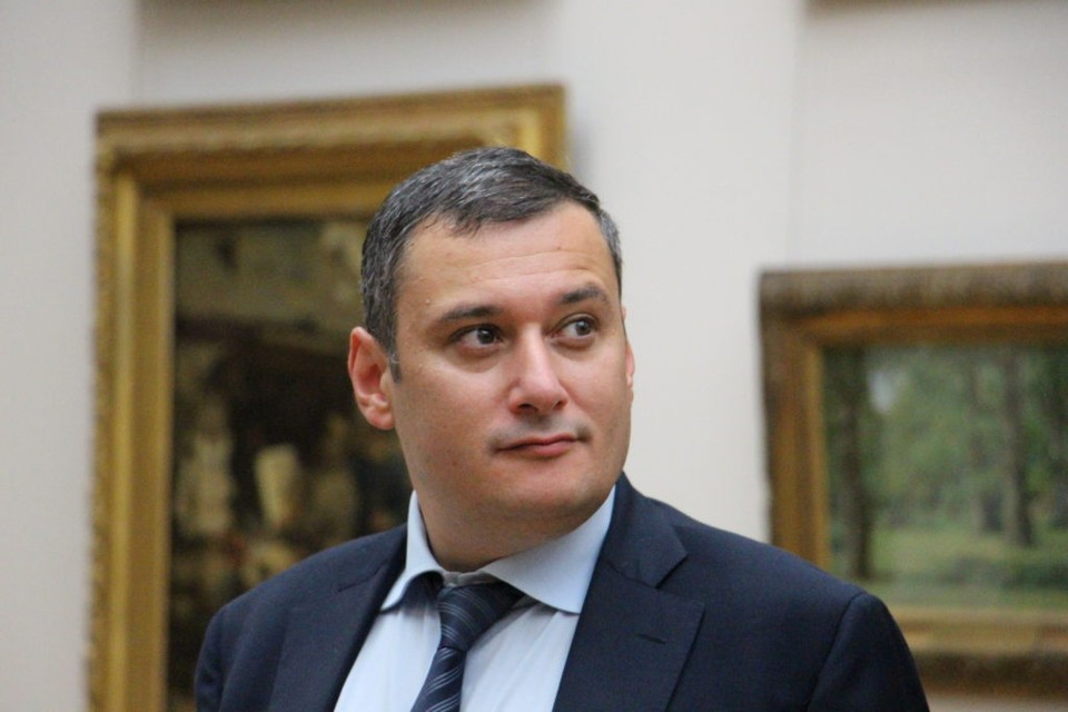 Александр Хинштейн дал интервью журналисту КП-Самара. Фото: https://hinshtein.ru/