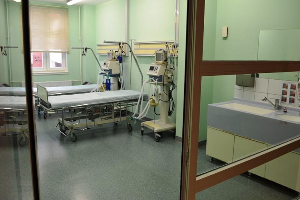 В больницах Ямала создали дополнительные места для пациентов с COVID Фото: yanao.ru