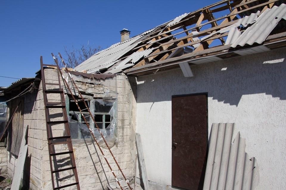 ВСУ продолжают обстреливать жителей Донбасса