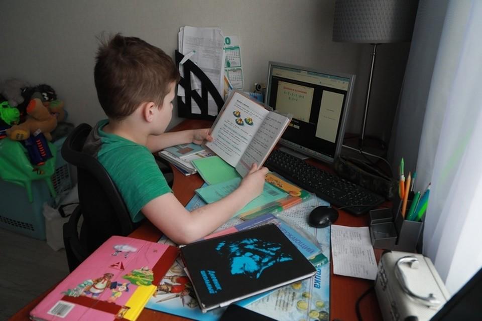 В Красноярске предприниматели подарили школьников 10 компьютеров