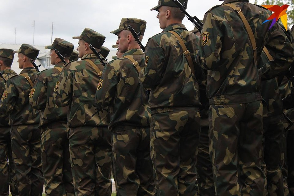 У солдат из 56-го полка связи подтвердился COVID-19.
