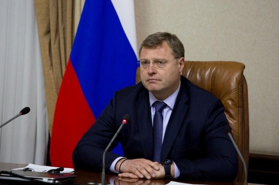 Фото: пресс-служба губернатора администрации Астраханской области