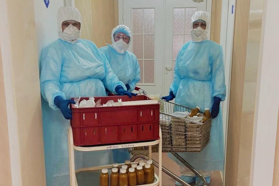 В Новом Уренгое открыли отделение для пациентов с легкой формой COVID-19 Фото: