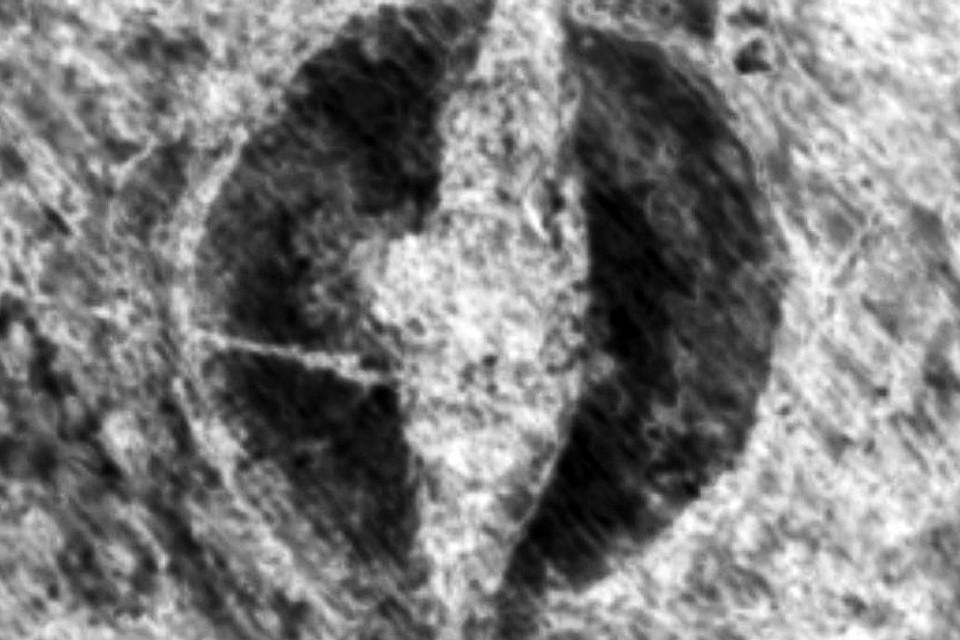 Находка, получивший название «Корабль Геллестада», многие годы находилась практически на виду