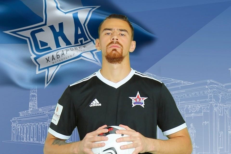 Голкипер Владислав Соромытько продолжит карьеру в «СКА-Хабаровске»