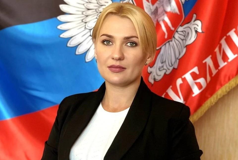 Морозова: жертвами конфликта с начала года стали 23 человека, 59 ранены. Фото: сайт омбудсмена ДНР