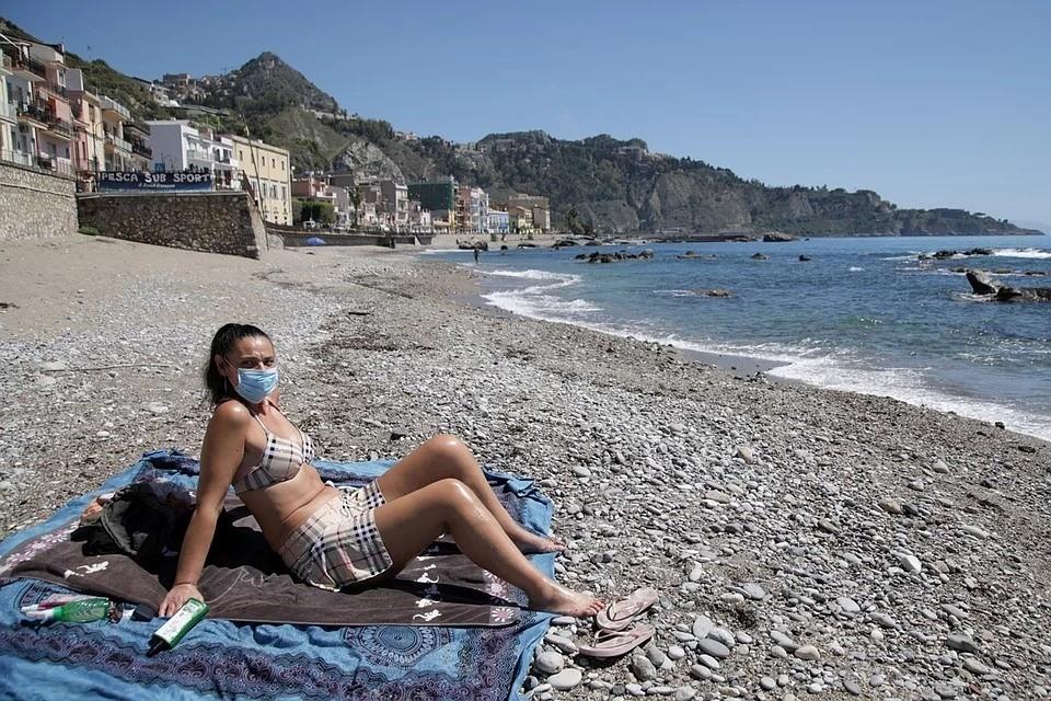 Италия постепенно ослабляет карантин. Фото: REUTERS