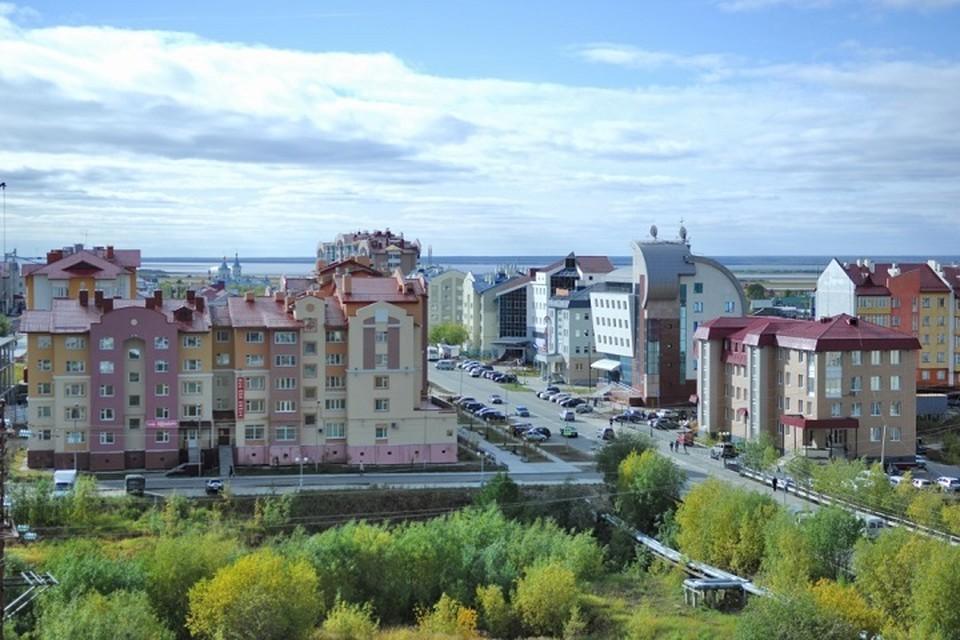 Новый архитектор Салехарда планирует столицу Ямала превратить в 15-минутный город Фото: salekhard.org