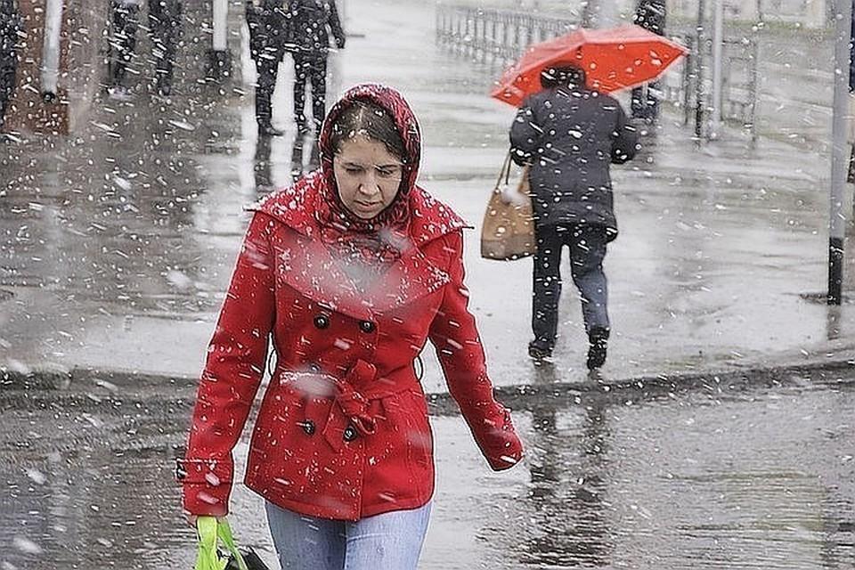 Синоптики предупредили о снегопаде