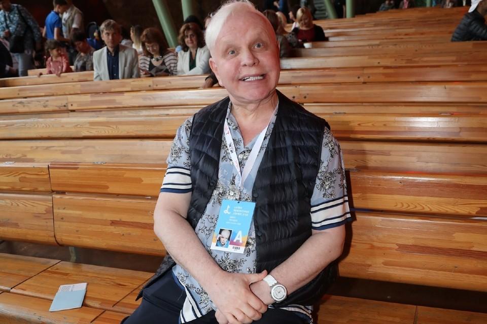 В прошлом году Борис Моисеев приезжал в Юрмалу на фестиваль Лаймы Вайкуле.