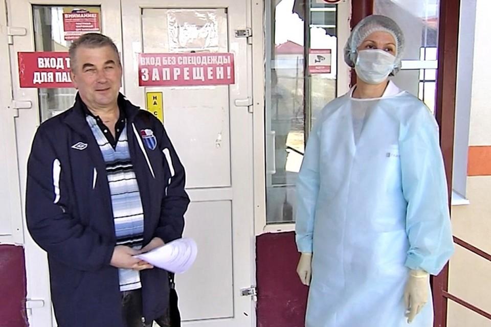 На Ямале более 300 человек вылечились от коронавируса Фото: yanao.ru