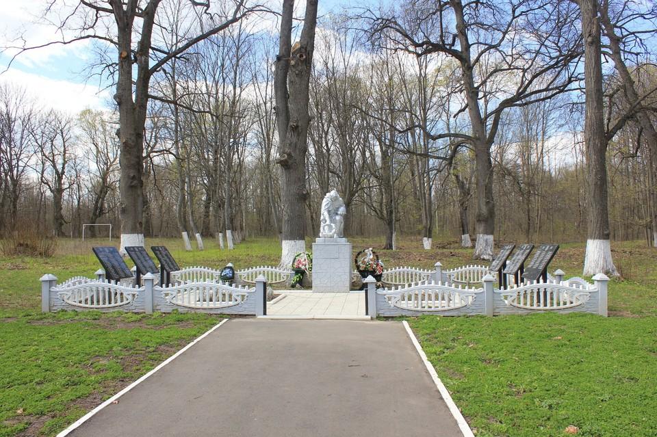 В Орловской области восстановят парк в бывшей усадьбе Шеншиных. Фото: пресс-служба администрации Мценского района