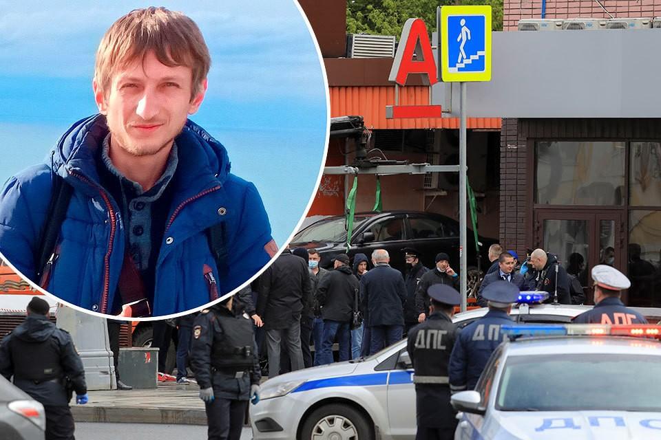 Алексей Барышников приехал из Нижневартовска
