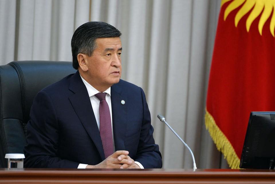 Президент рассказал о ситуации с коронавирусом.