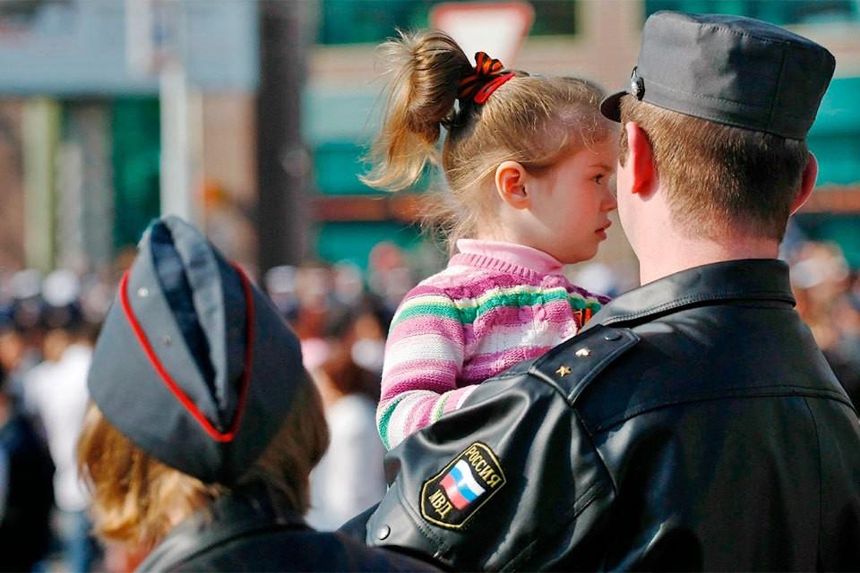 Полицейские рассказывают, как поступить, если пропал ребенок