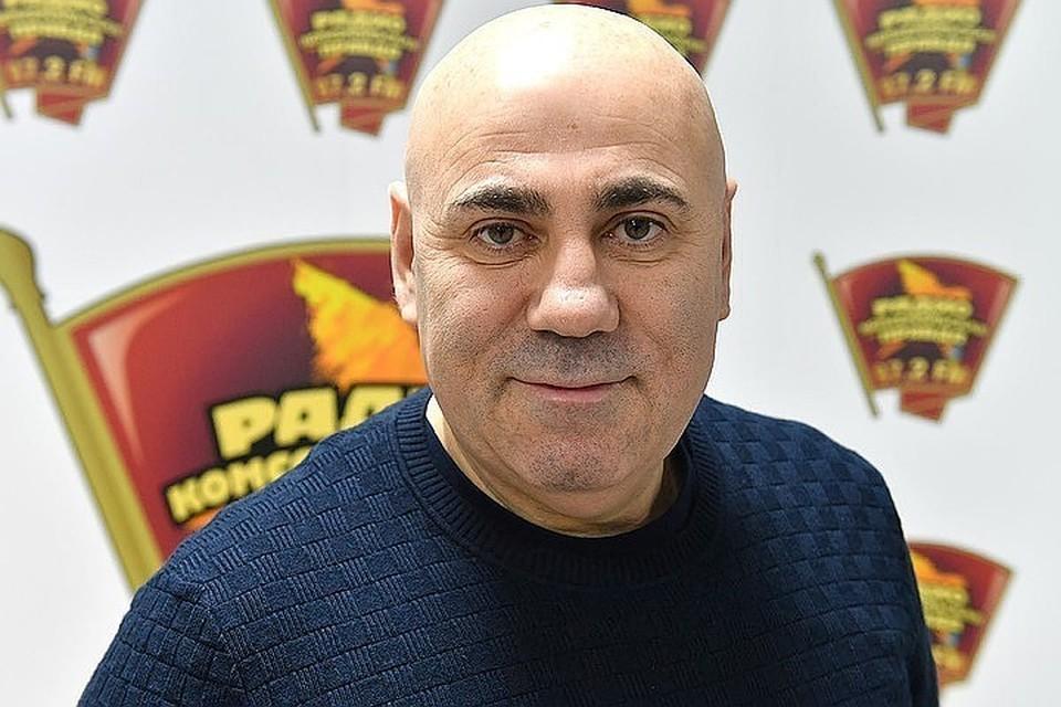 Продюсер Иосиф Пригожин в гостях у Радио «Комсомольская правда».