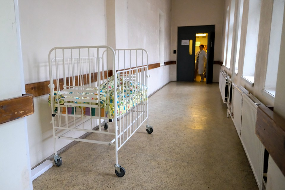 В Петербурге от коронавируса умерла беременная женщина и ее ребенок.