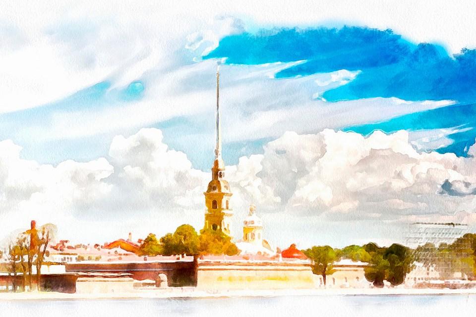 27 мая, Петербург отмечает свое 317-летие.