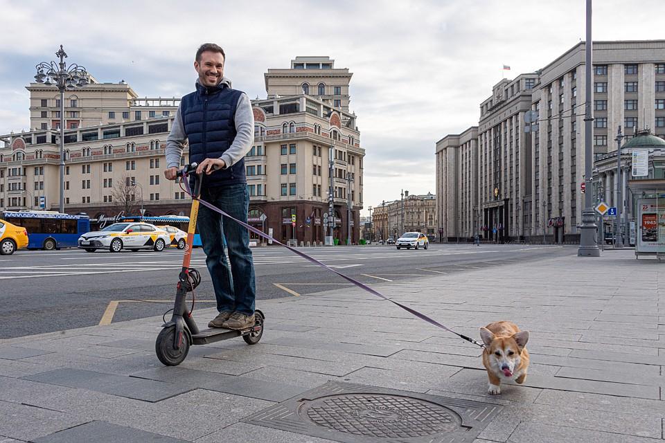 Собянин рассказал Путину, как будут снимать ограничения в Москве