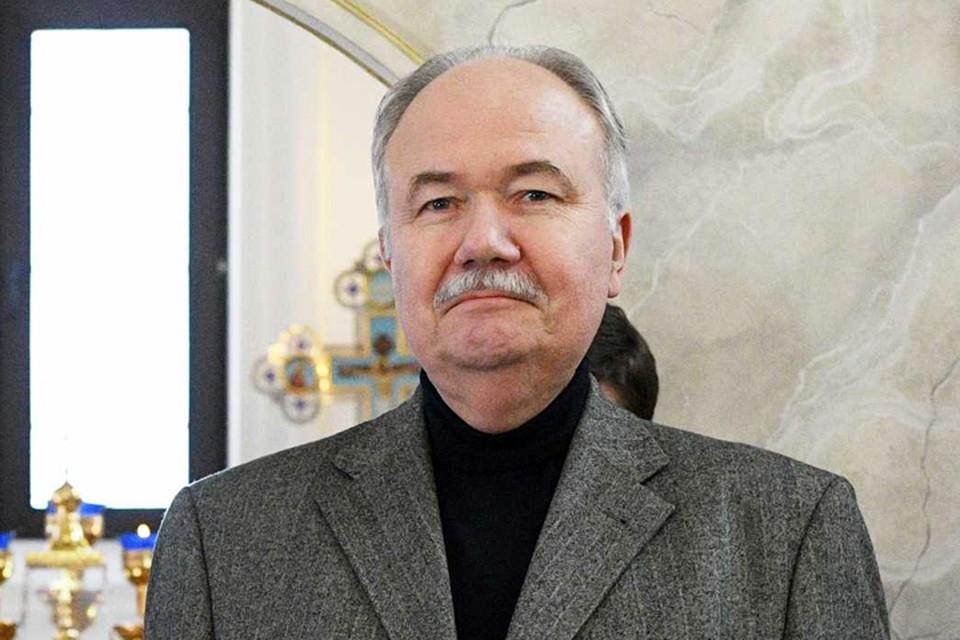Сергей Николаевич несколько лет боролся с раком. Фото: moseparh.ru