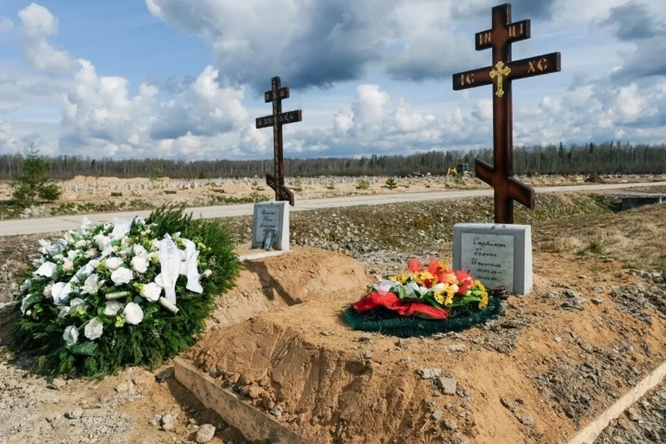 В Санкт-Петербурге сняли некоторые ограничения на захоронение умерших от COVID-19.