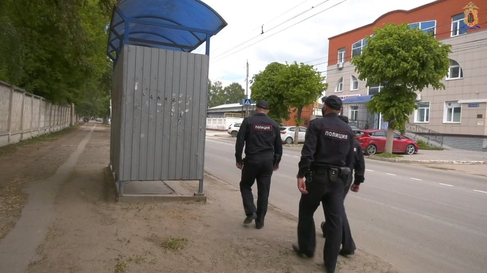 Фото: УМВД по Рязанской области.