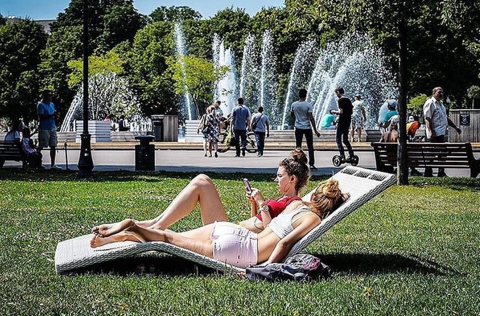 Погода на лето 2020 в Нижнем Новгороде: Жара и солнце.