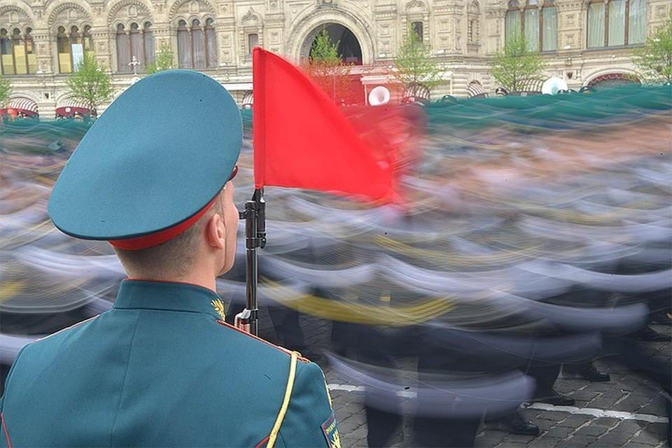 Парад в честь 75-летия Победы пройдет 24 июня.