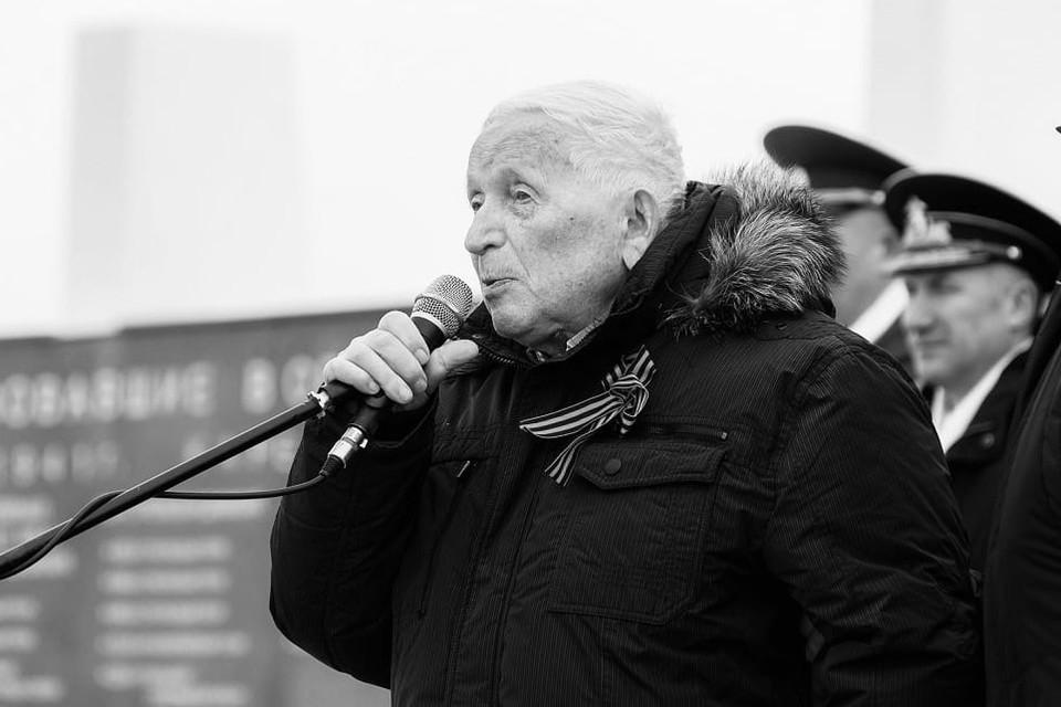 Лев Журин до последнего переживал за жизнь любимого города. Фото: Правительство Мурманской области