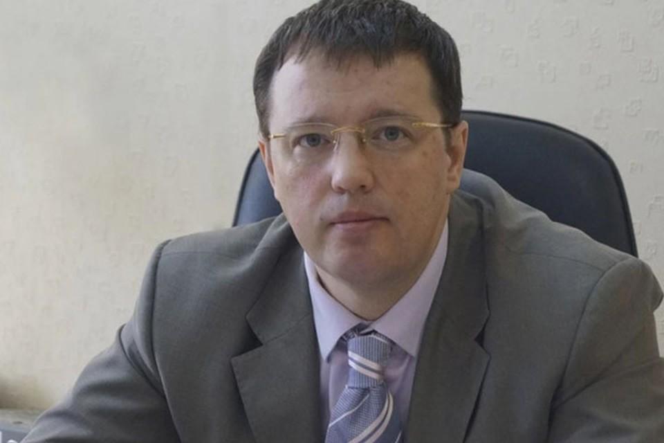 Владимир Исаев работал в администрации Советского района с января 2017 года. Фото: пресс-служба администрации Нижнего Новгорода.