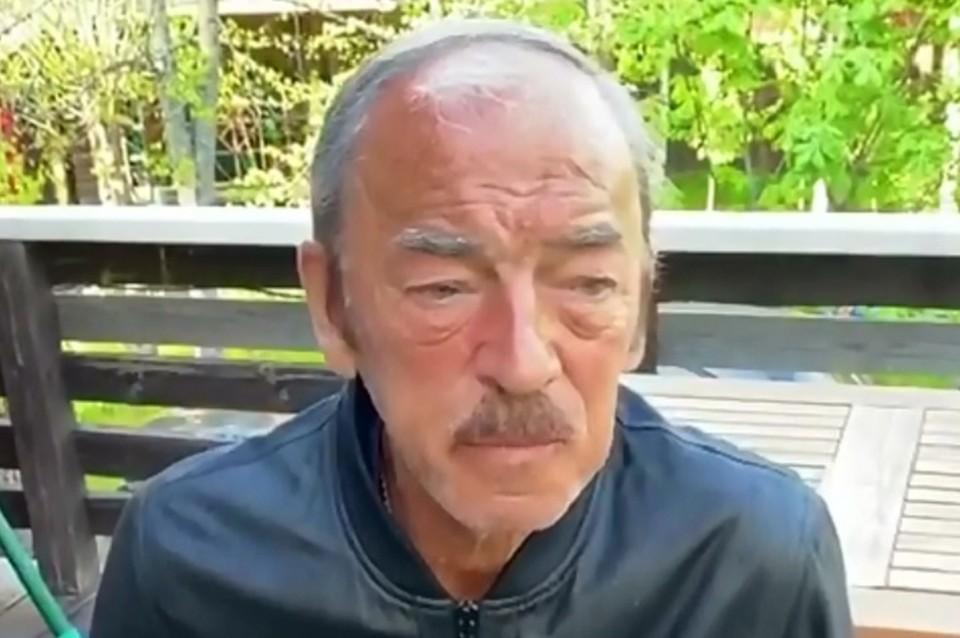 Михаил Боярский сильно похудел Фото: https: instagram.com/ald.help/