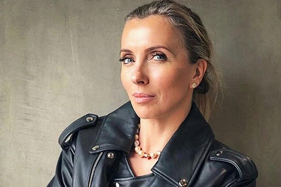 Недавно Ксения Собчак взяла интервью у Светланы Бондарчук