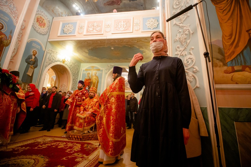 B храмах сохранится целый ряд правил и установок для прихожан и священников