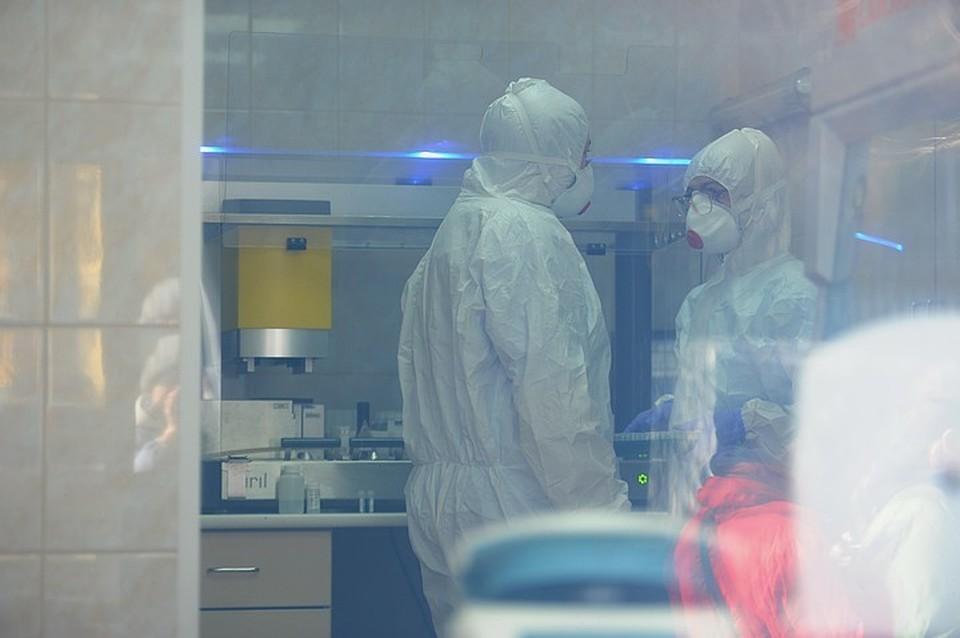 С начала пандемии в республике выявлено 3504 зараженных COVID-19.