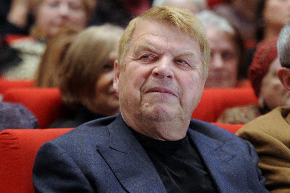 Вся страна скорбит по королю комедии Михаилу Кокшенову, который скончался 4 июня. Фото: Сергей Фадеичев/ТАСС