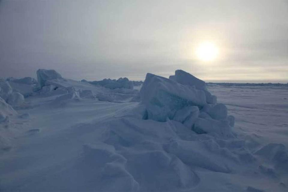Арктика - самое красивое и самое опасное место на земле.