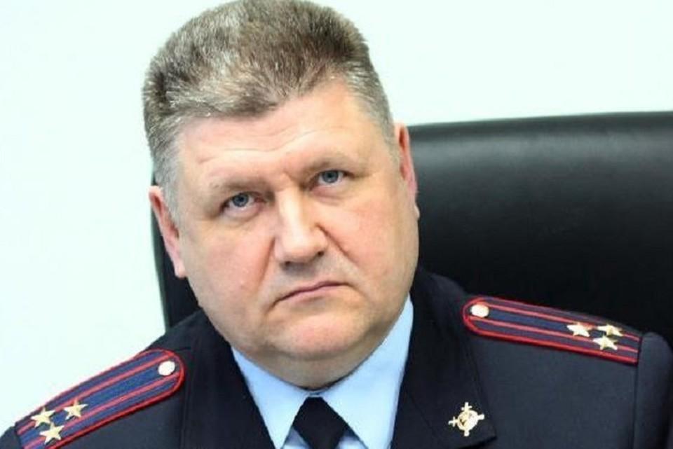 Андрей Гусаров возглавлял полицию Сызрани с 2016 года