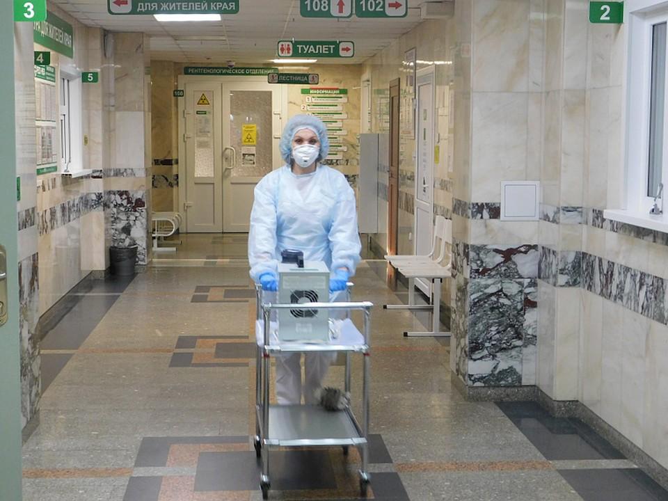 Два смертельных случая пока находятся на экспертизе. Фото: минздрав Алтайского края