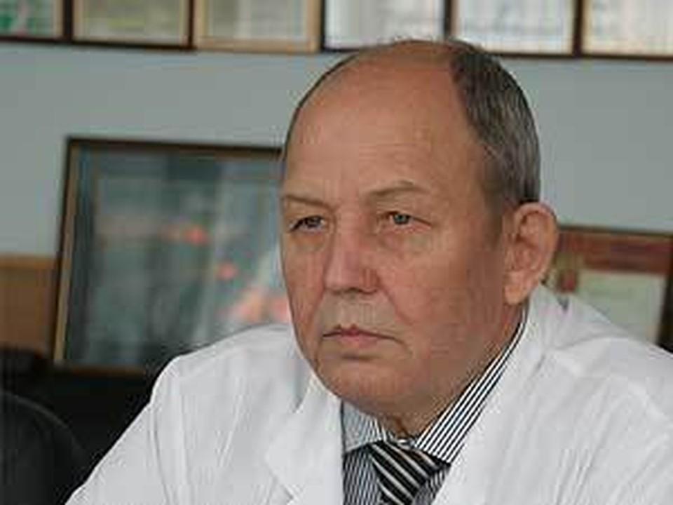 Владимир Селиверстов